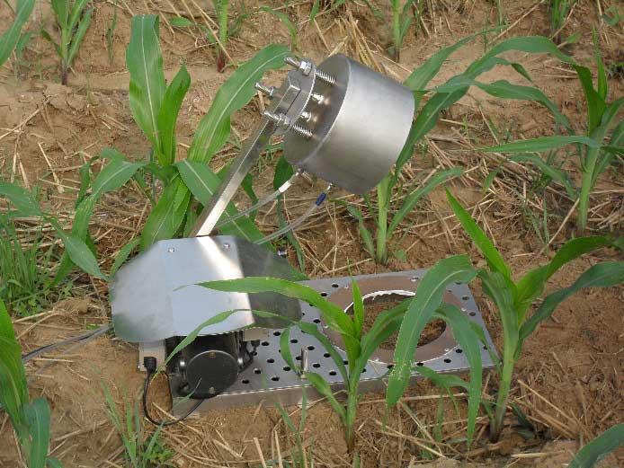 土壤呼吸自动监测系统HM-TH20